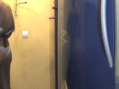 Two Way Mirror Solarium Hidden Cam