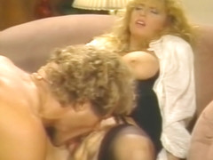 Blonde Gets Cummed On - Dreamland Video