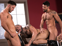 High n' Tight XXX Video: Jackson Grant, Mick Stallone, Rikk York - FalconStudios