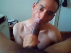 Exotic gay clip with Blowjob, Sex scenes