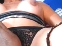 Hottest Homemade Shemale video with Latin, Lingerie scenes