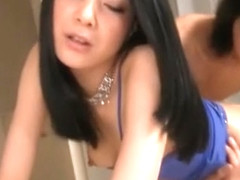 Fabulous Japanese slut Ryo Sena in Crazy Wife JAV clip