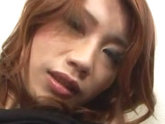 Hottest Japanese girl Miki Uehara 2 in Amazing Toys, Casting JAV video