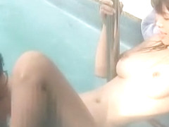 Amazing Japanese girl An Shinohara in Crazy Couple, Outdoor JAV movie