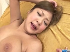 Rough hardcore for big tits Hiyoko Morinaga - More at javhd.net