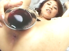 Milf with curvy lines,Chihiro Misaki, gets a big dick to play with