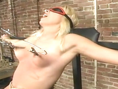 BDSM porn video featuring Heaven Lee and Heaven Leigh