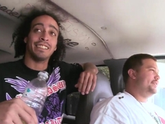 A  really crazy Bang Bus ride gone wrong