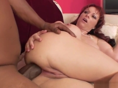Cheating WIfe Kylie Ireland Annihilated by Massive BBC