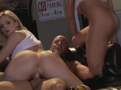 Alexis Texas, Briana Blair In Speed, Scene 1