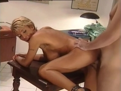 Sabrina La Gourmande - Dark Tanned Whore
