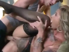 Bang On Cam With Sexy Naughty Cheating Slut Wife (kleio valentien) mov-19