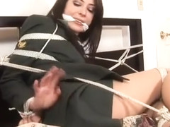 Army gagged!