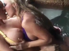 Lesbos Summer Brielle Taylor Molly Cavalli