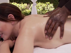 Crazy pornstar Sarah Shevon in Amazing Interracial, Small Tits sex scene