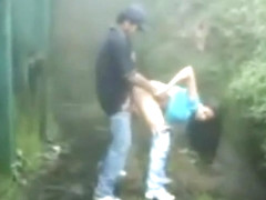 Indian couple to fuck in the rain movie