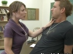 Velicity Von & Bill Bailey in My First Sex Teacher