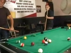 Chayse Evans - Fucked On The Pool Table