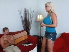 Bridgette B. & Justin Magnum in Neighbor Affair