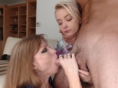 Best pornstars Darla Crane, Havana Ginger, Maddy Rose in Hottest Threesomes, Big Tits porn clip