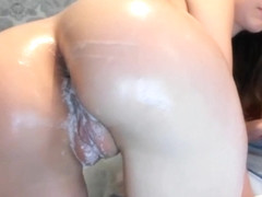 Crazy sex video Oiled amateur exclusive will enslaves your mind