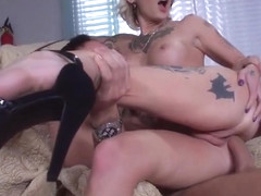Pornstar porn video featuring Kleio Valentien and Keiran Lee