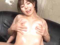 Anmi Hasegawa Asian model in sex action part1