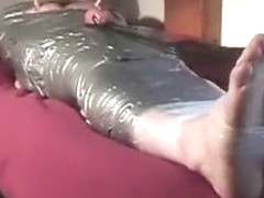 Incredible male in crazy bdsm, fetish homosexual adult clip