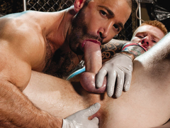 Ryan Patrick & Junior Stellano in Fistpack 25 - Junkyard Fist Dogs - ClubInfernoDungeon