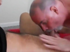 Crazy gay clip with Bear, Cum Tribute scenes