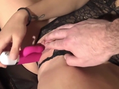 Holly Travis Deepthroat Blowjob &amp_ Creampie