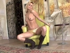 Kiara Diane in Kiara Diane Pleasures Herself Video