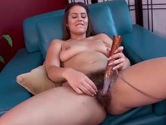 Blair Summers Uses Her Favorite Toy