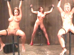 Trina Michaels, Holly Heart Live Part 4