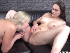 Barbara Bieber and Victoria Pure in HD Pissing Video Drenched from Head to Toe  at Vipissy