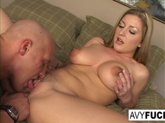 Avy Scott in Avy Scott Invites Her Boy Toy Over For A Little Joy Of Her Own - AvyScott