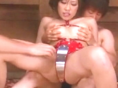 Fabulous Japanese slut Tomoka Minami in Hottest Threesomes, Blowjob JAV movie