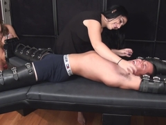 male tickle torture on the rack