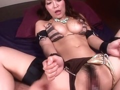Fabulous Japanese whore Kokomi Sakura in Hottest JAV censored Hairy, Big Tits video