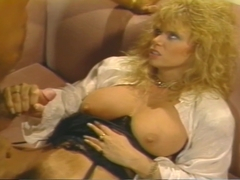 Busty Blonde Tracey Adams Sucks & Fucks Randy West