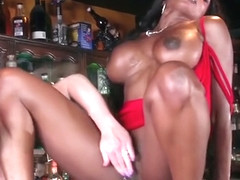 Diamond Jackson and Simone Sonay Anal