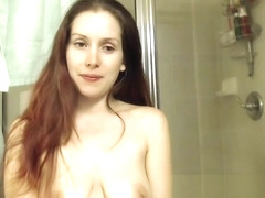 Lelu Love-Nervous Masturbation While You Watch Me