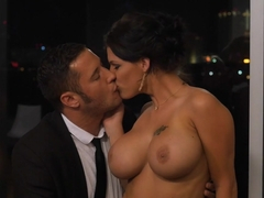 Best pornstar Peta Jensen in Amazing Tattoos, Brunette sex video