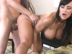 Babysitter porn video featuring Lisa Ann and Jennifer White