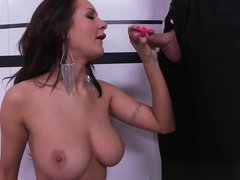 Baby Got Boobs - Long Leg of the Law scene starring Amy Ried