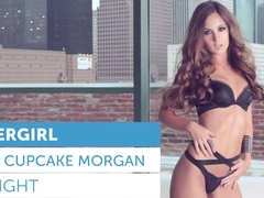 Crazy pornstars Kylie Cupcake, Jennifer Vaughn in Exotic Babes, Lingerie xxx movie