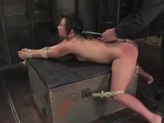 Bound, Ass Whipped forced organism