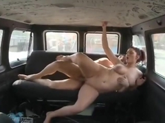 Emma Leigh in the Fucking Van