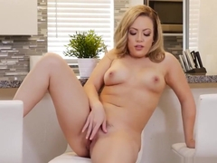 Shaved StepMother Carmen Valentina Gives Blowjob Sweet Hot Son