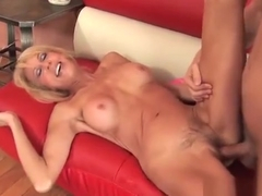 Hot Milf Erica Lauren Takes On Young Stud